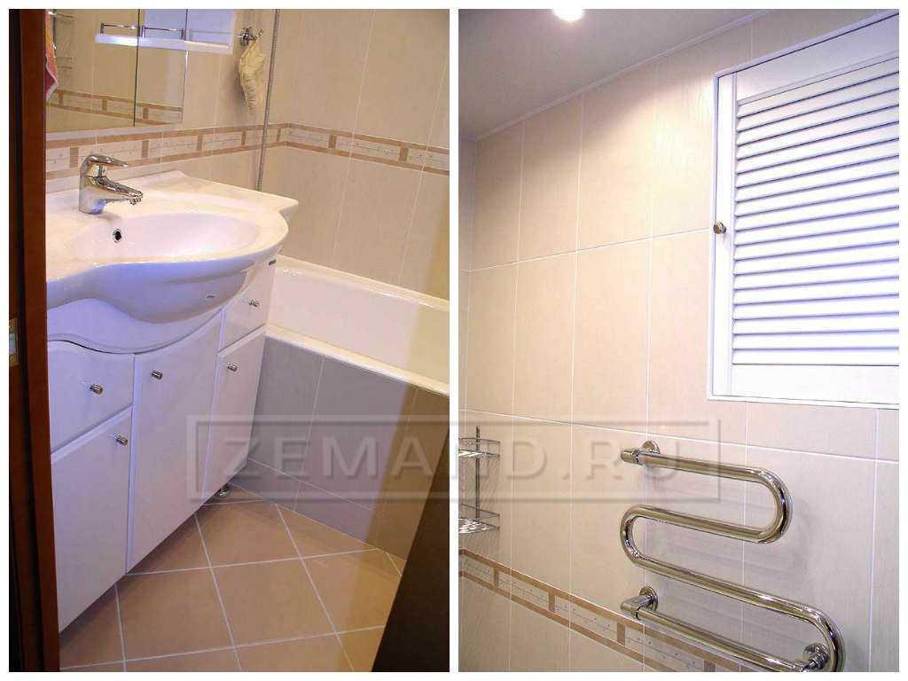 Ванная комната косметический ремонт своими руками 912